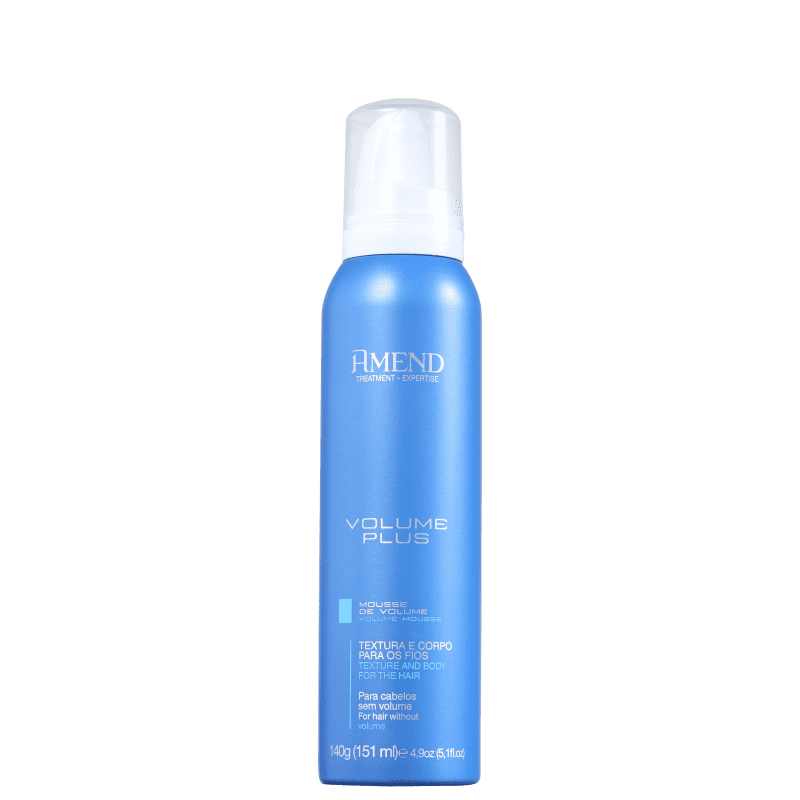 Amend Volume Plus - Mousse de Volume 140g