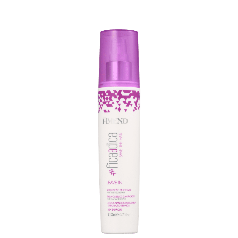 Amend #Ficaadica Save The Hair - Leave-in 110ml