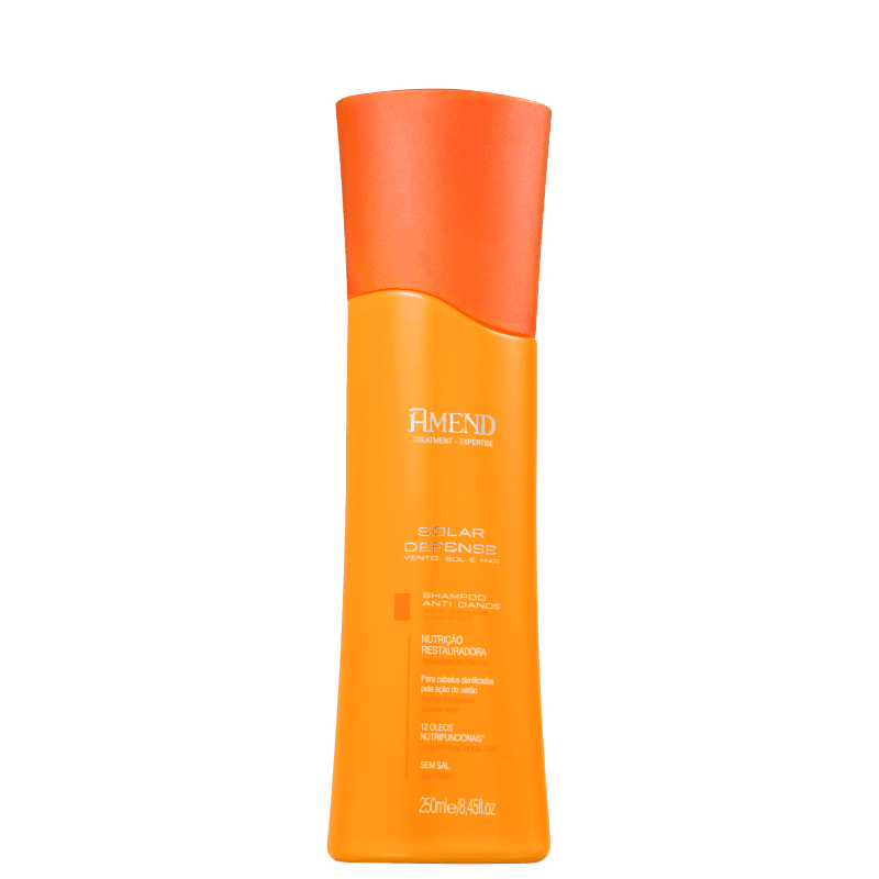 Amend Solar Defense - Shampoo 250ml