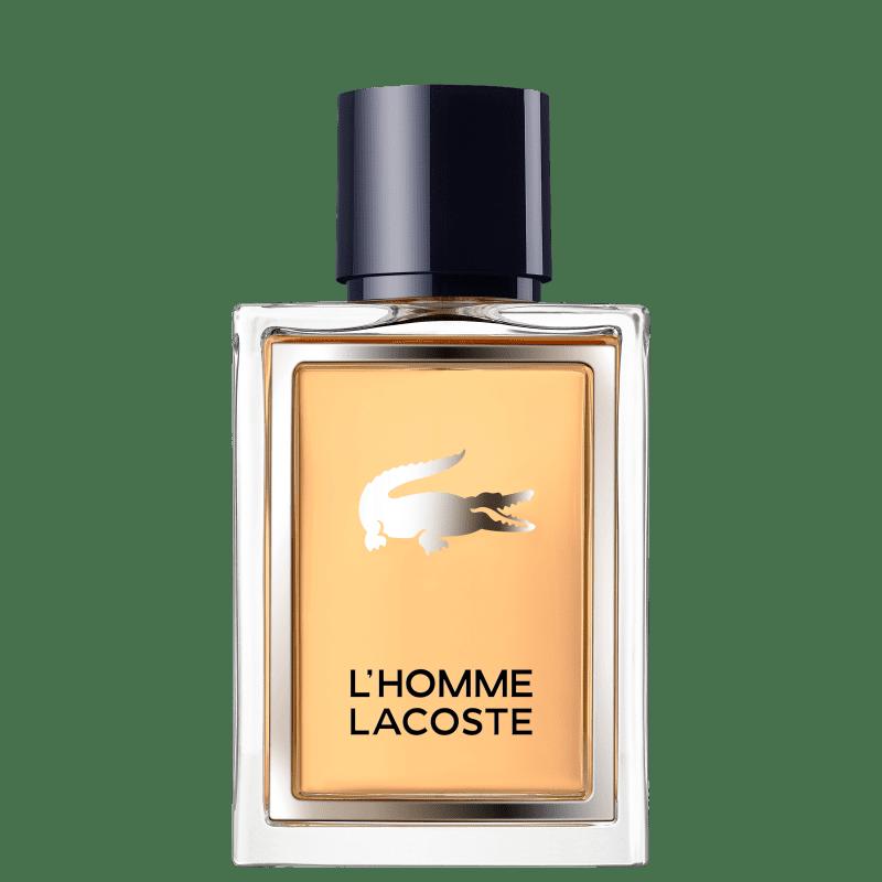 Lacoste L'Homme Eau de Toilette – Perfume Masculino 50ml
