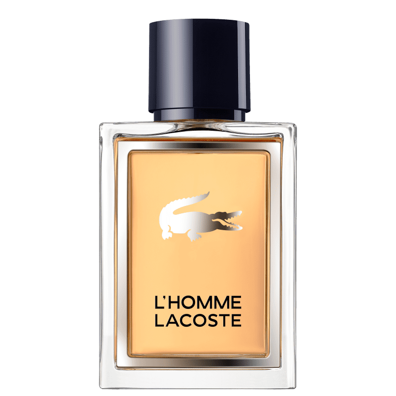 Lacoste L'Homme Eau de Toilette – Perfume Masculino 100ml