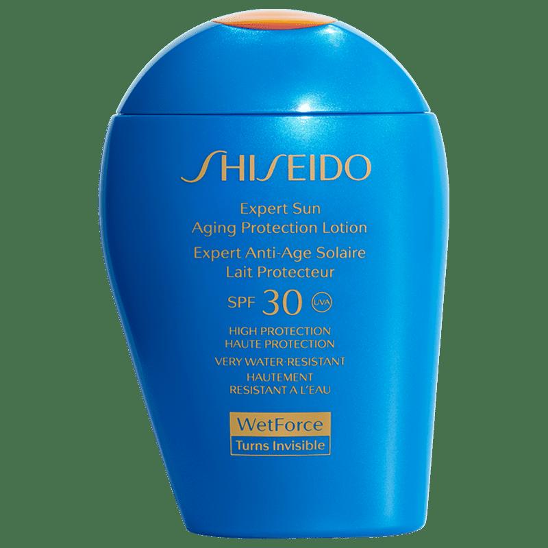 Shiseido Expert Sun Aging Protection Lotion FPS30 - Protetor Solar 100ml