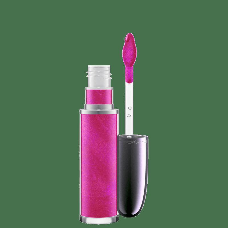 M·A·C Grand Illusion Glossy Liquid Lipcolour Pink Trip - Gloss labial 5ml