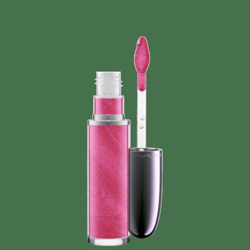 M·A·C Grand Illusion Glossy Liquid Lipcolour Pearly Girl - Gloss labial 5ml