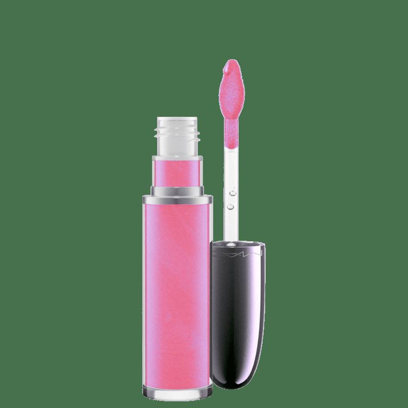 M·A·C Grand Illusion Glossy Liquid Lipcolour Rave Bunny - Gloss labial 5ml