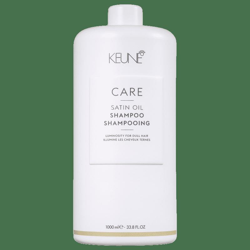 Keune Care Satin Oil - Shampoo 1000ml