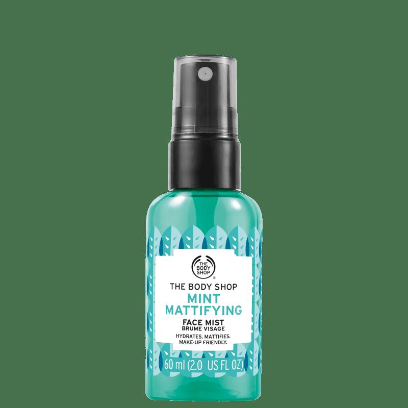 The Body Shop Mint Mattifying Face Mist - Fluído Matificante 60ml