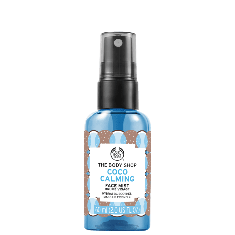 The Body Shop Coco Calming Face Mist - Fluído Hidratante em Spray 60ml