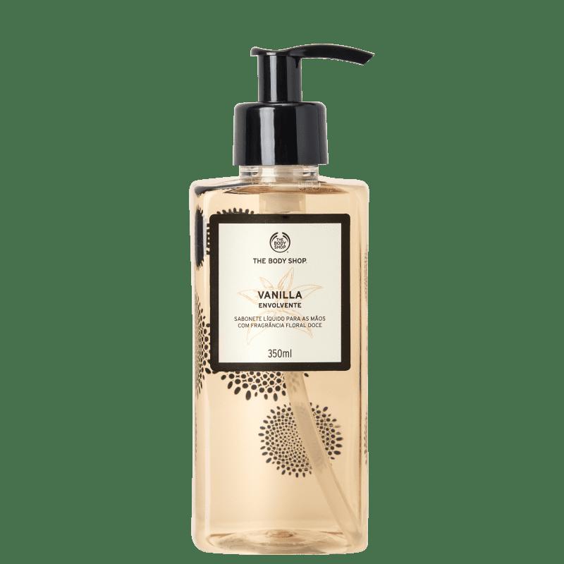 The Body Shop Vanilla - Sabonete Líquido 350ml