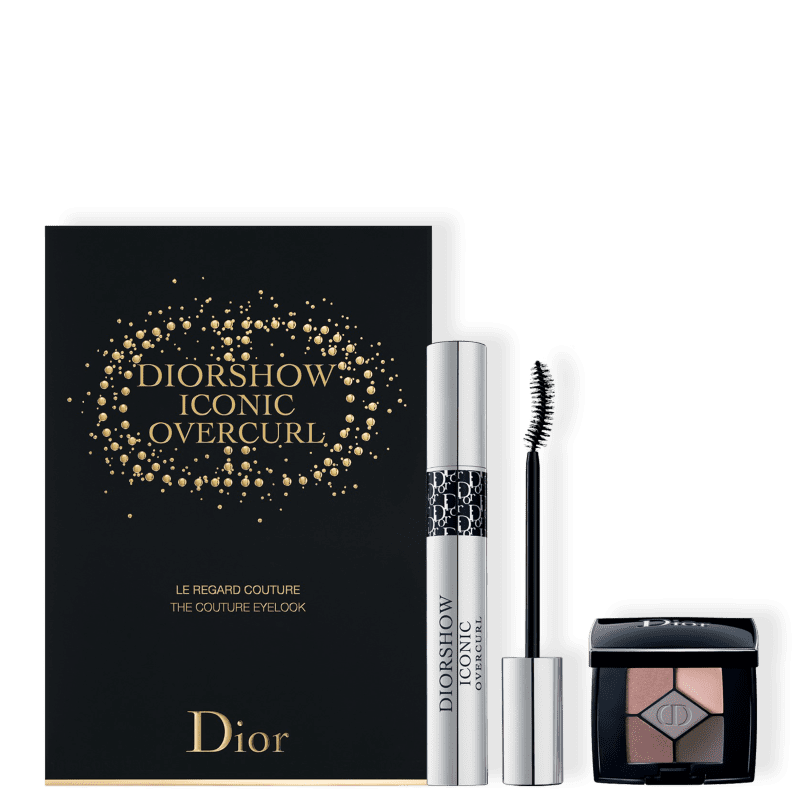 Kit Dior Diorshow Iconic Overcurl Le Regard Couture (2 Produtos)