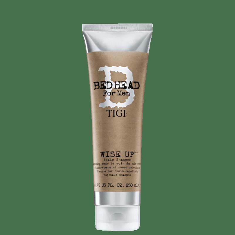 TIGI Bed Head Men Wise Up - Shampoo 250ml