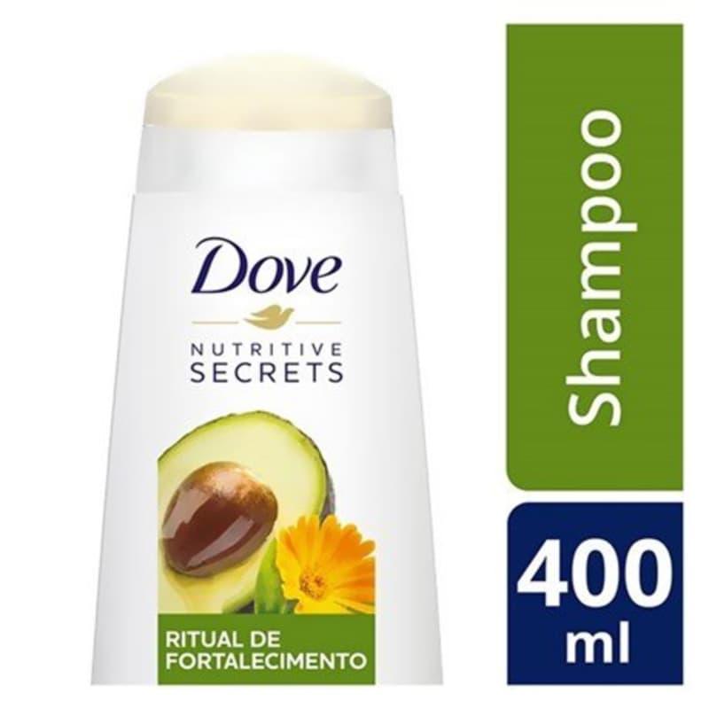 Shampoo Dove Ritual de Fortalecimento 400ml