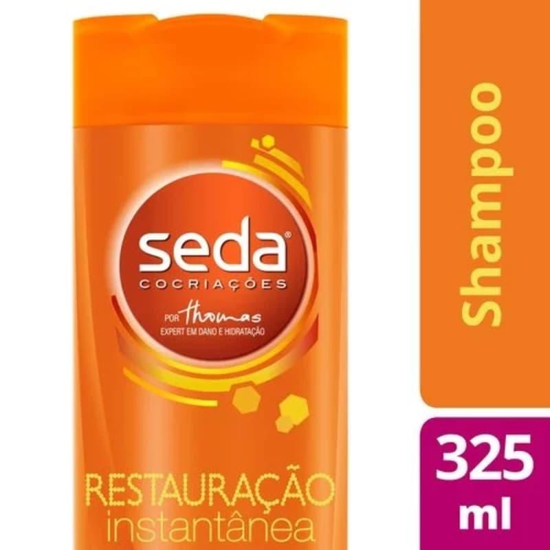 Shampoo Seda Restauração Instantânea 325ml