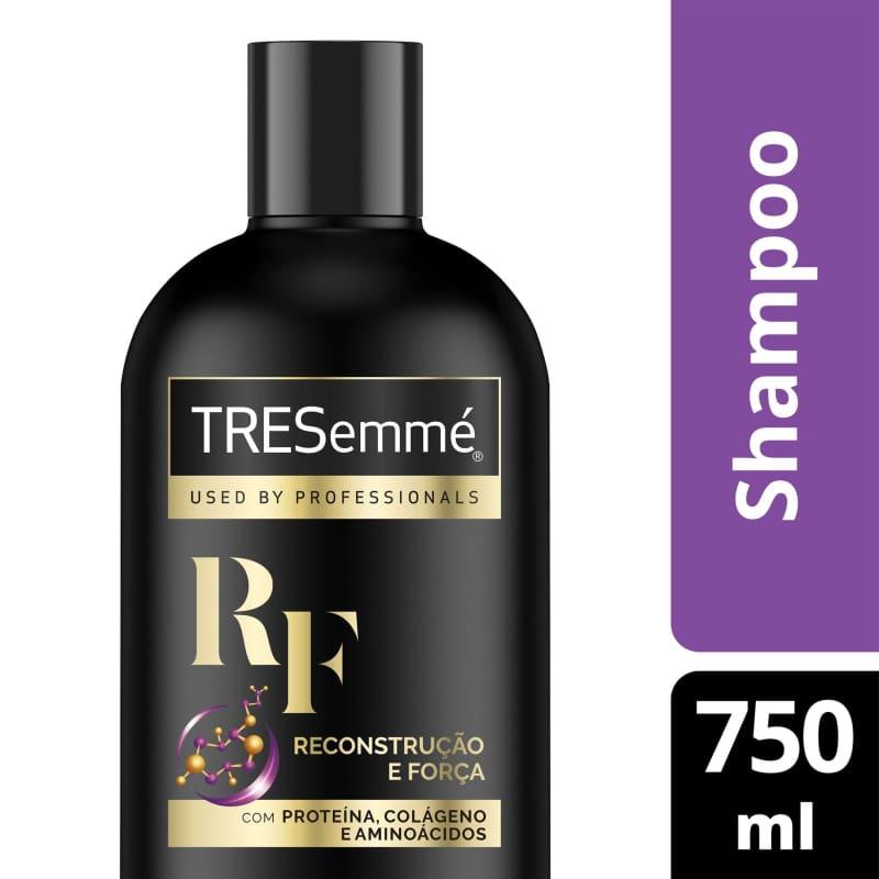 Shampoo TRESemmé Reconstrução e Força 750ml