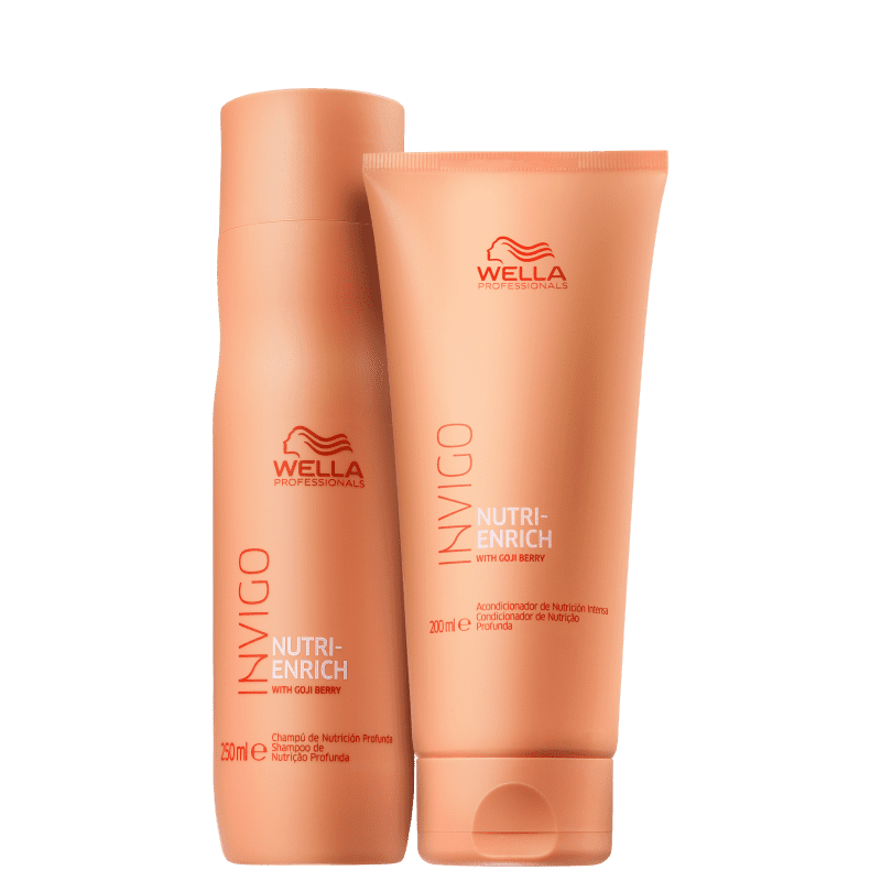 Kit Wella Professionals Invigo Nutri-Enrich Duo (2 Produtos)