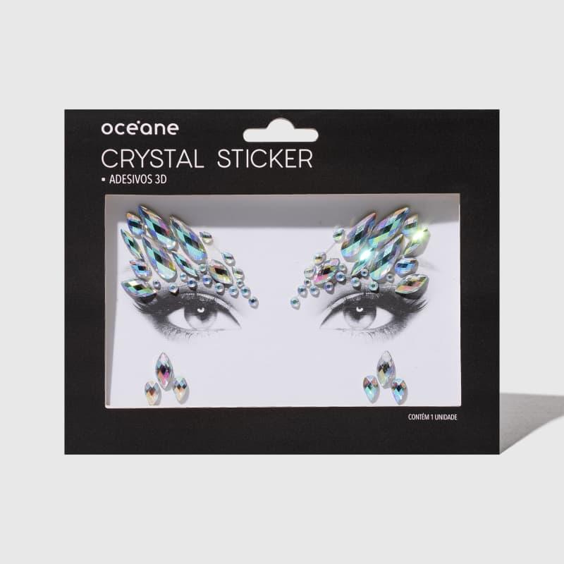 Crystal Sticker - Adesivo Facial CS1