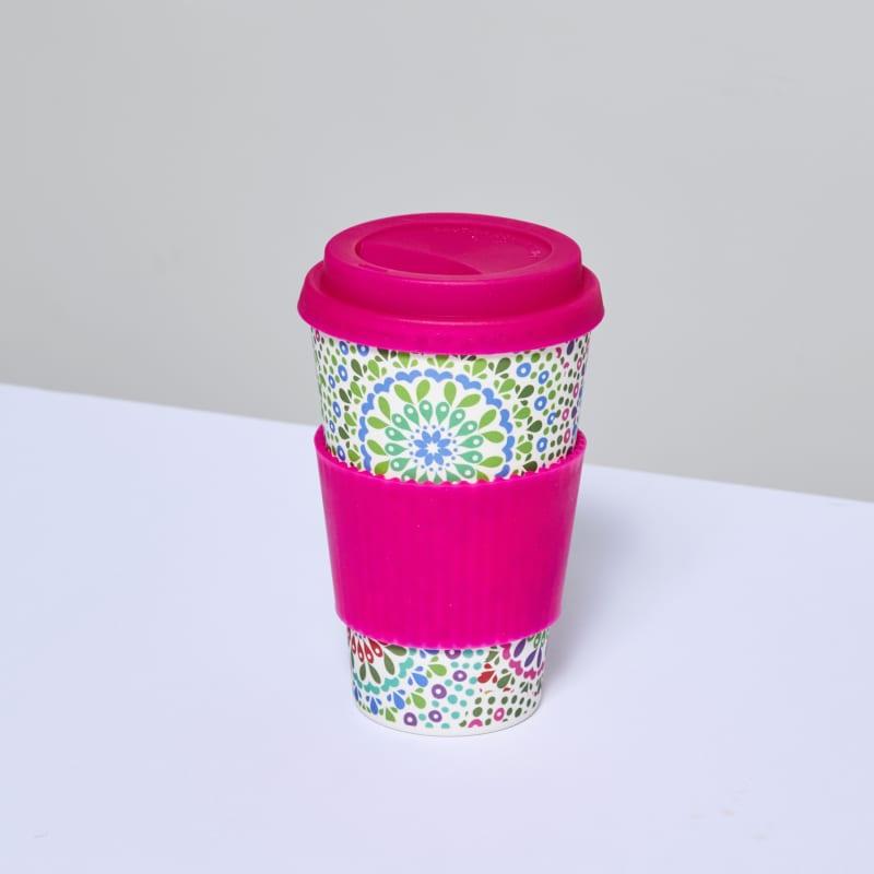 Bamboo Cup Eco - Mandalas