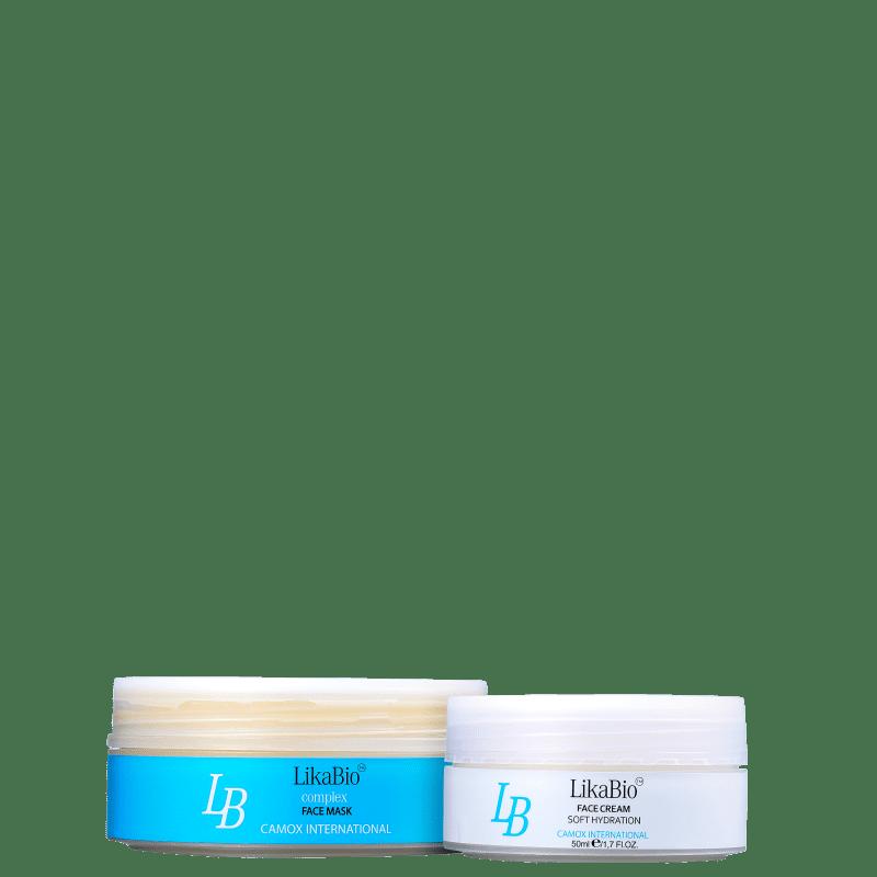Kit LikaBio Soft Anti-Stress (2 Produtos)