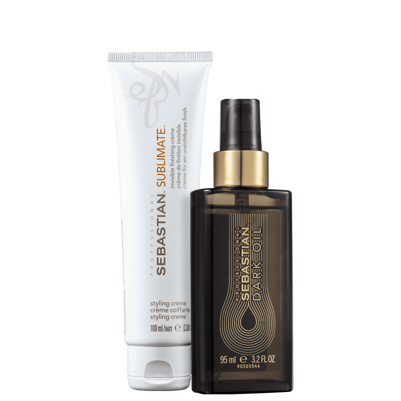 Kit Sebastian Professional Sublimate Dark (2 produtos)