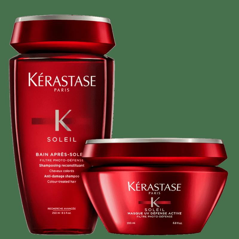 Kit Kérastase Soleil Après-Soleil Duo (2 Produtos)
