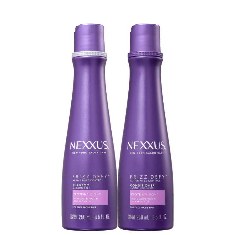 Kit Nexxus Oil Infinite Duo (2 Produtos)