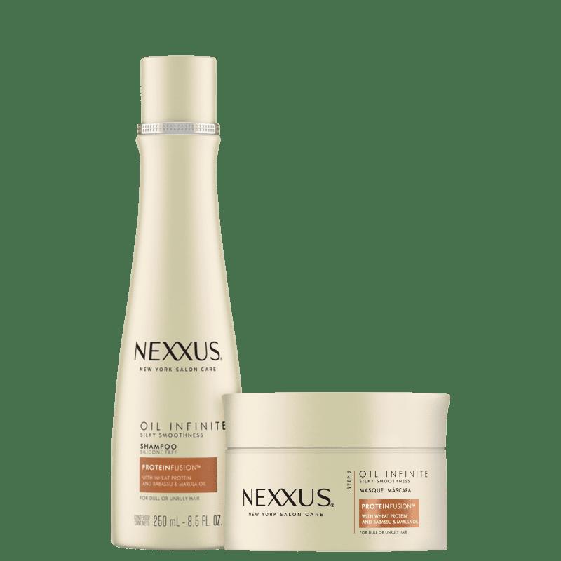Kit Nexxus Oil Infinite Intense (2 Produtos)