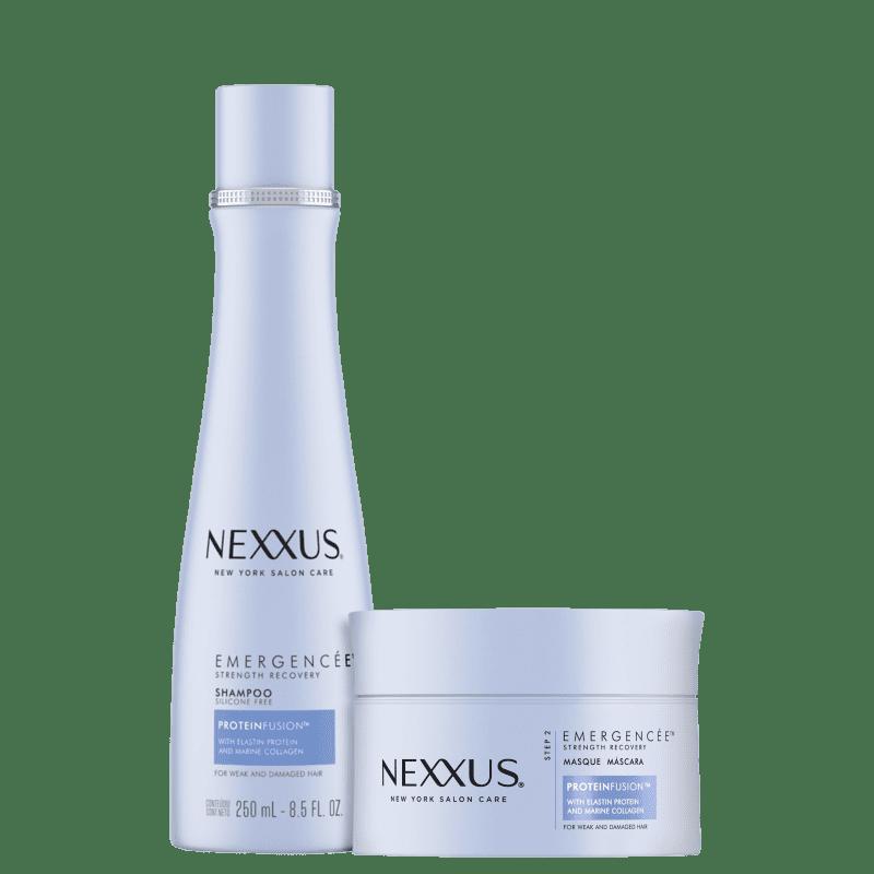 Kit Nexxus Emergencée Intense (2 Produtos)