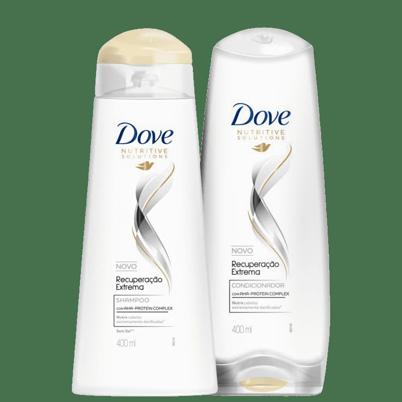 Kit Dove Recuperação Extrema Duo (2 Produtos)