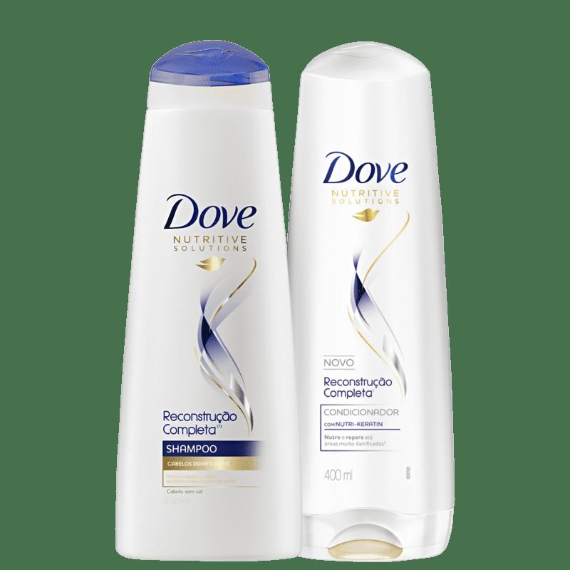 Kit Dove Reconstrução Completa Duo (2 Produtos)