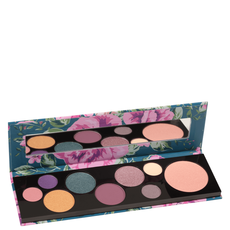 Essence Too Glam To Give a Damn Eye & Face - Paleta de Maquiagem 11g