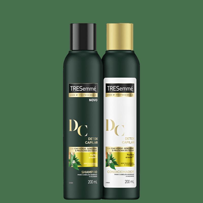 Kit TRESemmé Detox Capilar Home Care (2 Produtos)