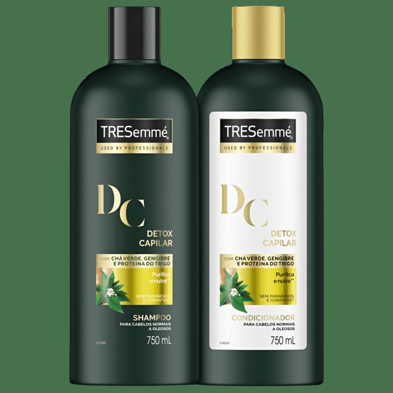 Kit TRESemmé Detox Capilar Plus (2 Produtos)