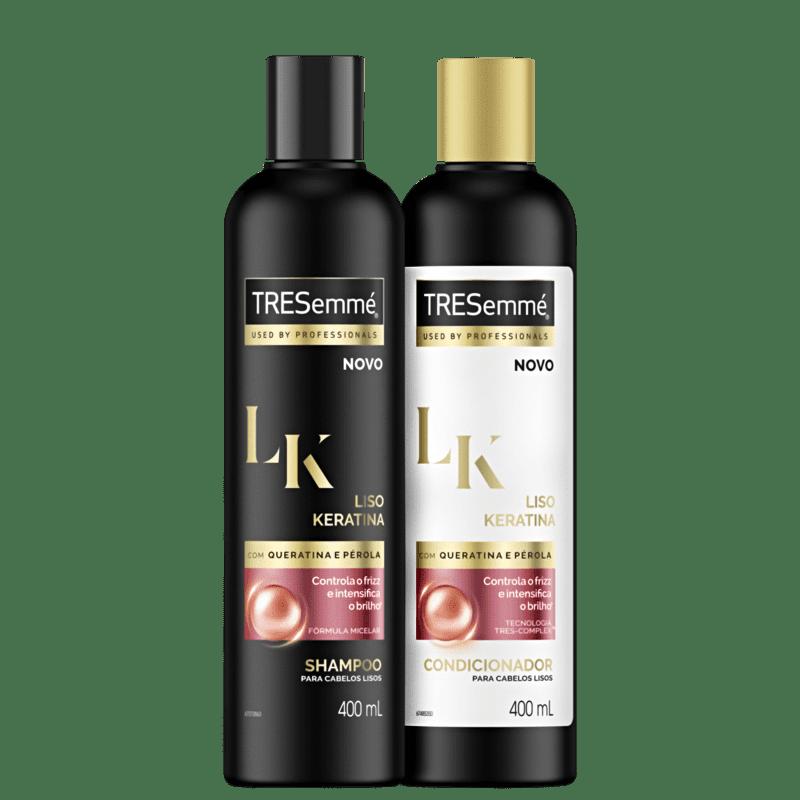 Kit TRESemmé Liso Keratina Duo (2 Produtos)