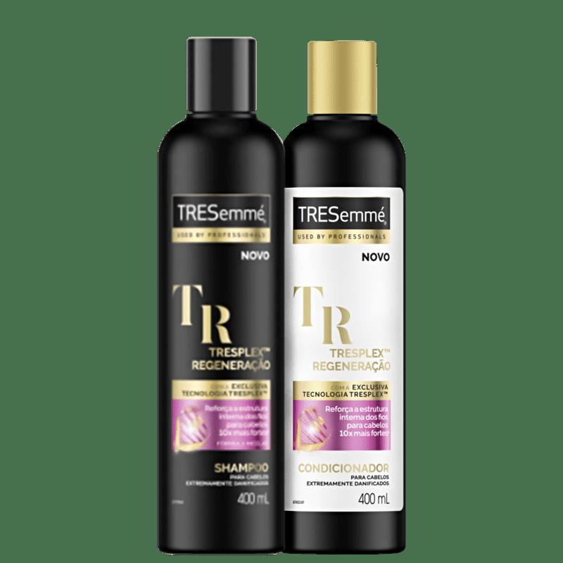 Kit TRESemmé TRESplex Regeneração Duo (2 Produtos)