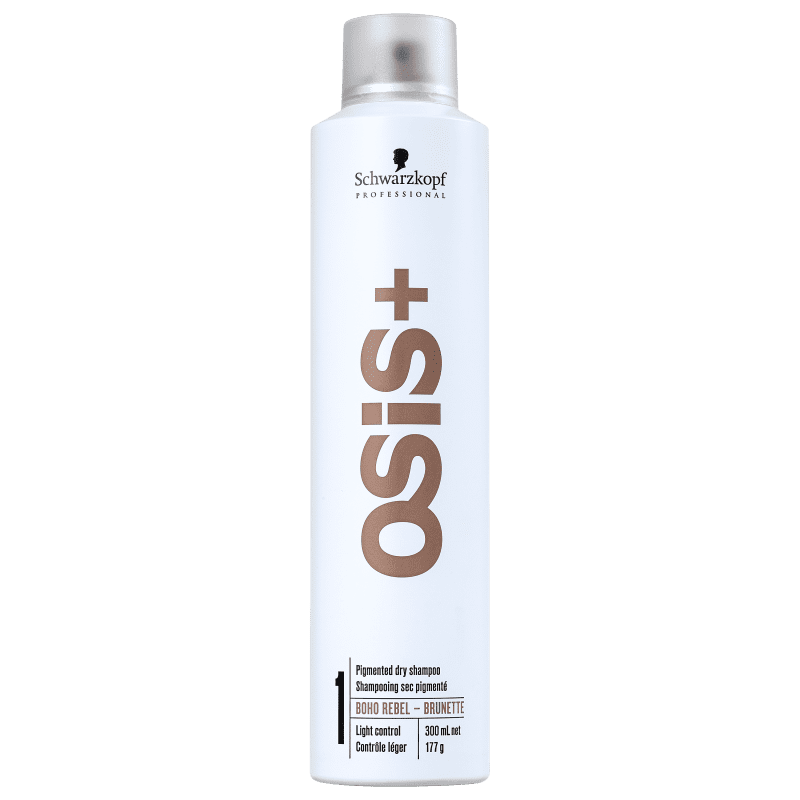 OSIS+ Boho Rebel Castanho Claro - Shampoo a Seco 300ml