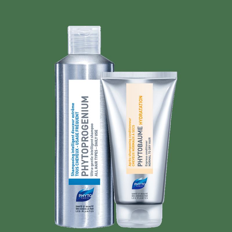 Kit PHYTO Phytoprogenium Hydratation (2 Produtos)