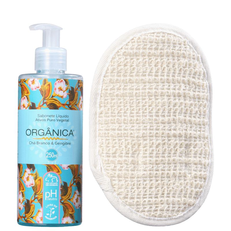 Kit Orgânica Shower (2 Produtos)