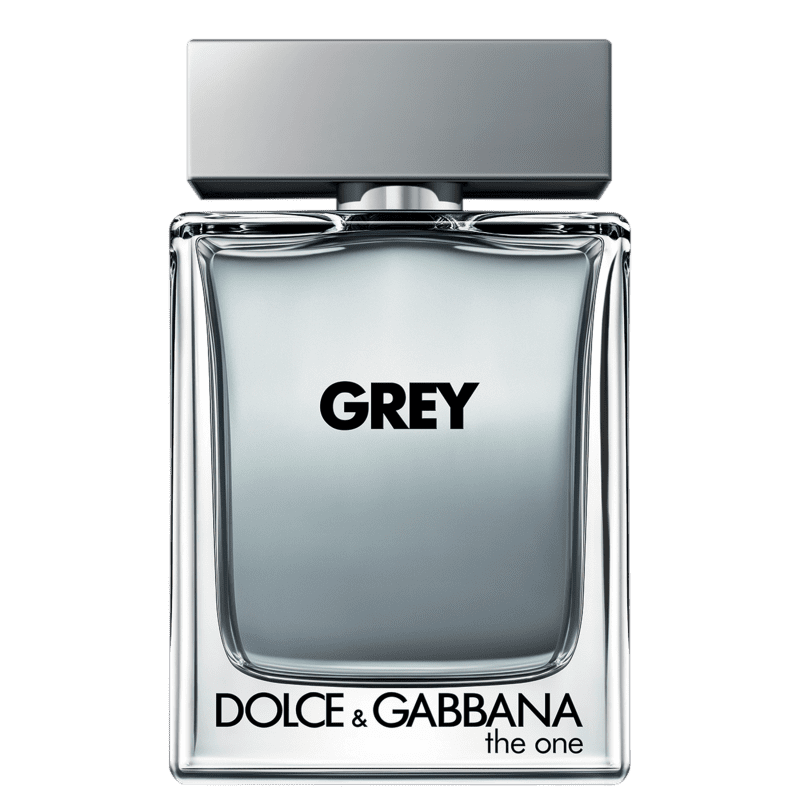 The One Grey Dolce & Gabbana Eau de Toilette – Perfume Masculino 100ml