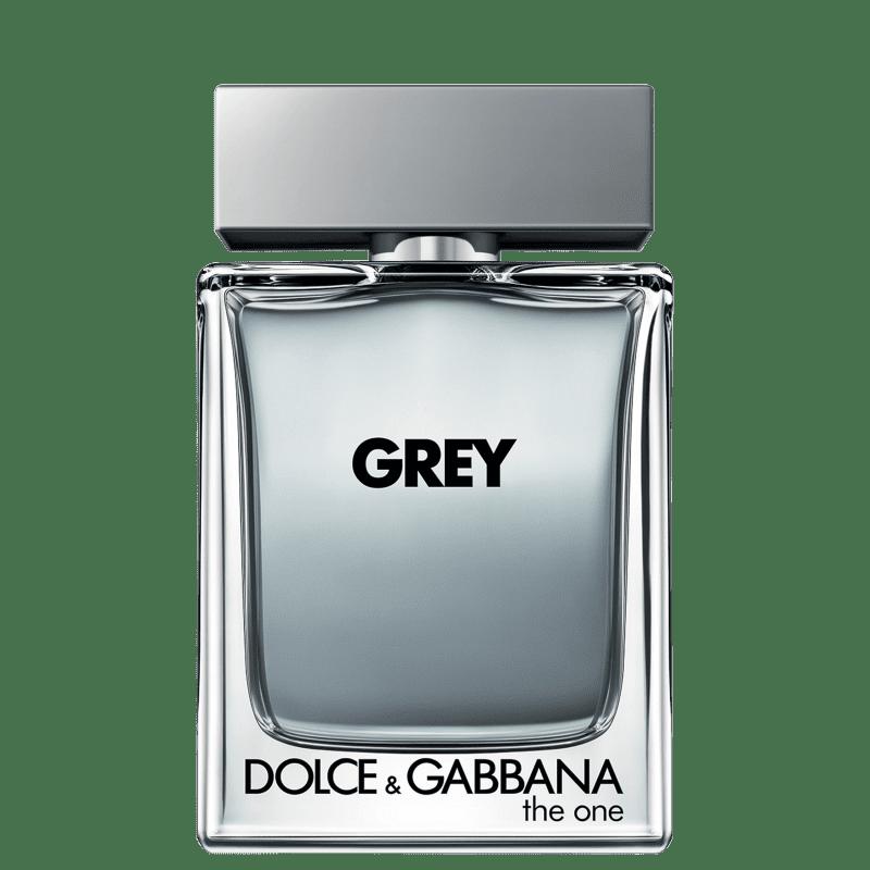 The One Grey Dolce & Gabbana Eau de Toilette – Perfume Masculino 50ml