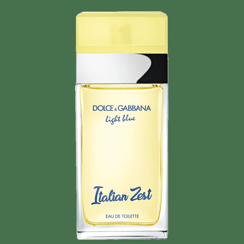 Light Blue Italian Zest Dolce & Gabbana Eau de Toilette - Perfume Feminino 100ml