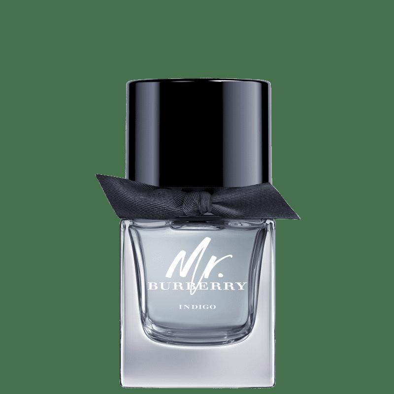 Mr. BURBERRY Indigo Eau de Toilette - Perfume Masculino 50ml