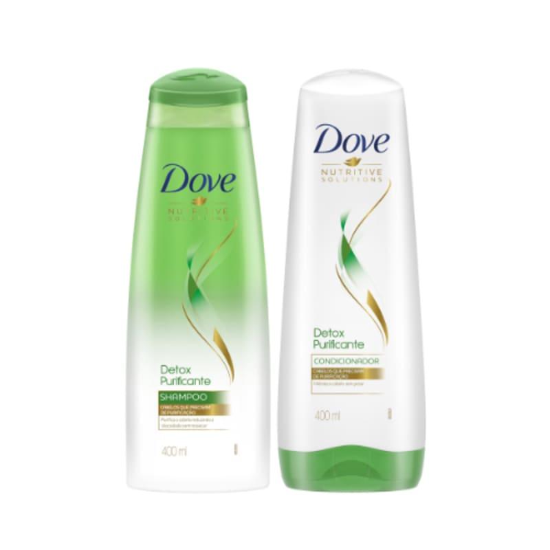 Kit Dove Detox Purificante (2 Produtos)