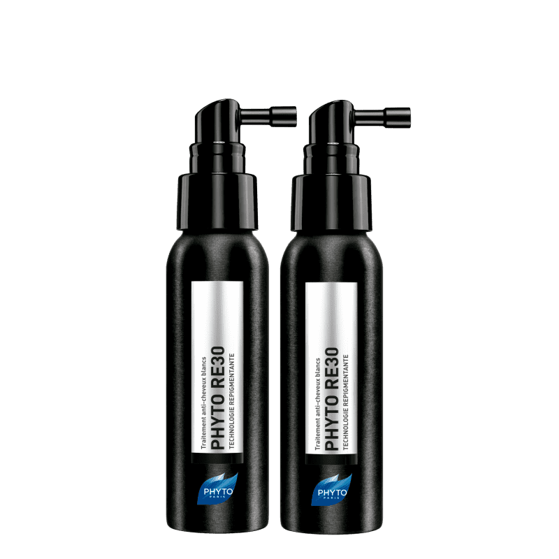 Kit Anti Cabelos Brancos RE30 Duo - 2x50ml
