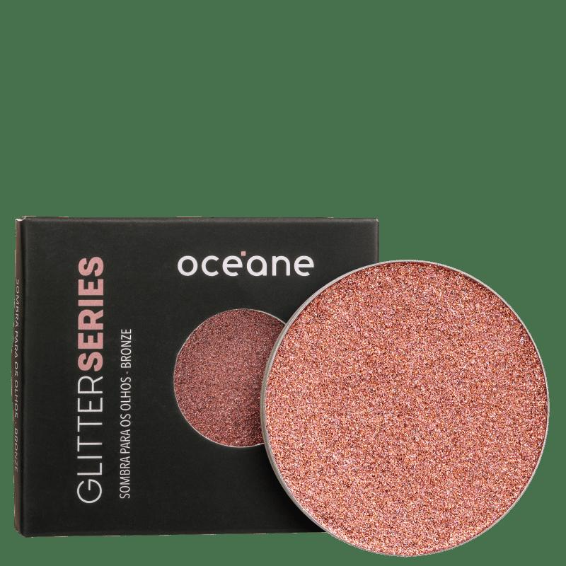 Océane Glitter Series Bronze - Sombra Cintilante 2g