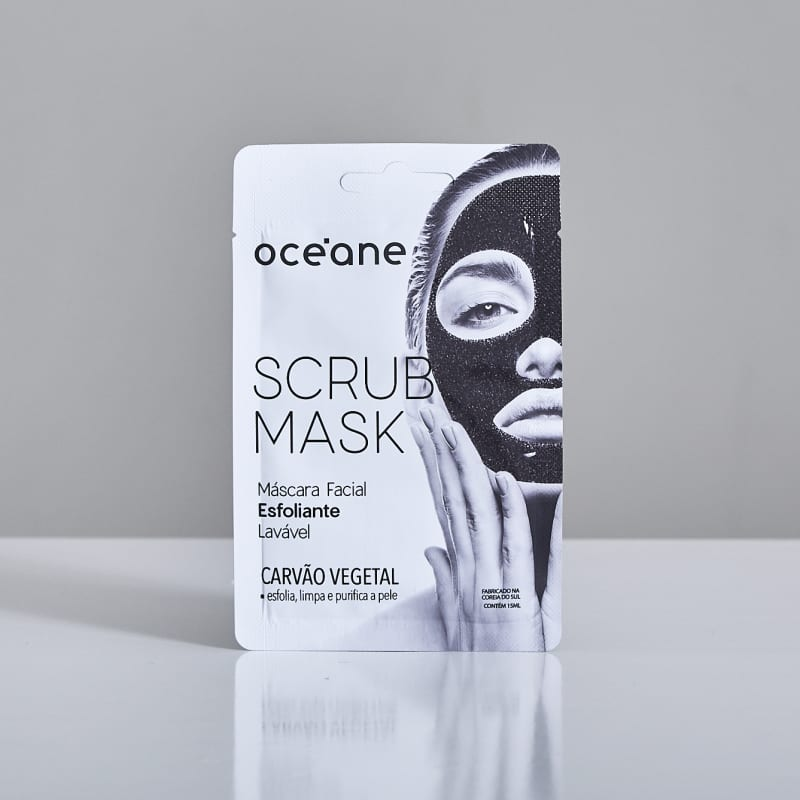 Scrub Mask - Máscara Facial Esfoliante