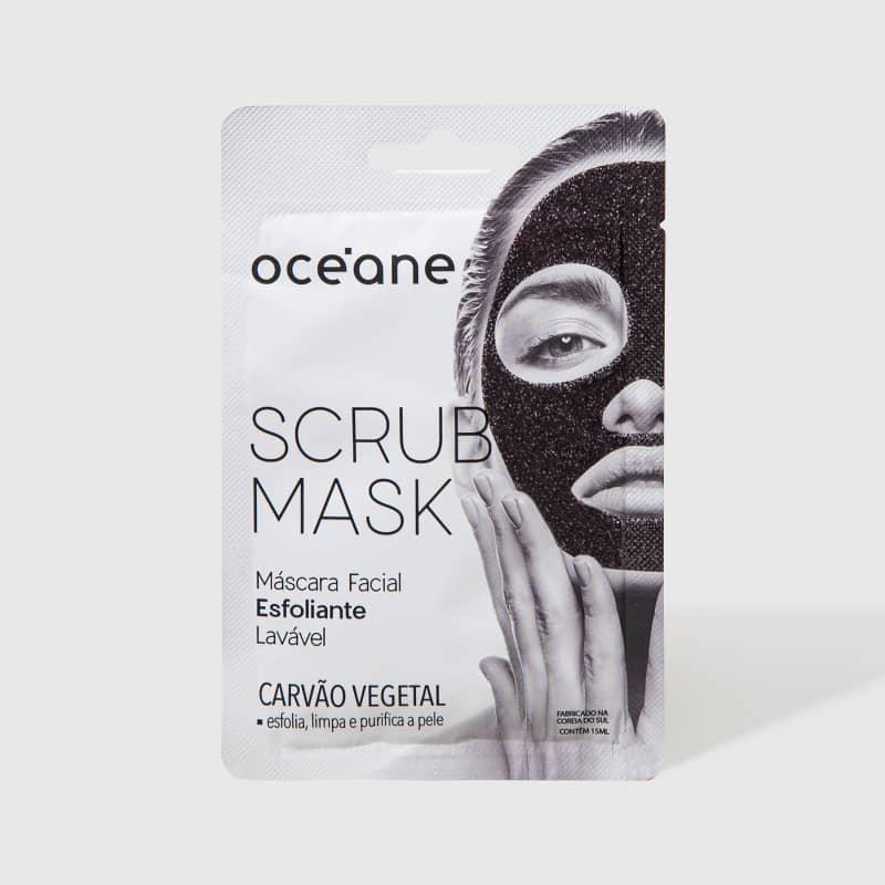 Scrub Mask - Máscara Facial Esfoliante