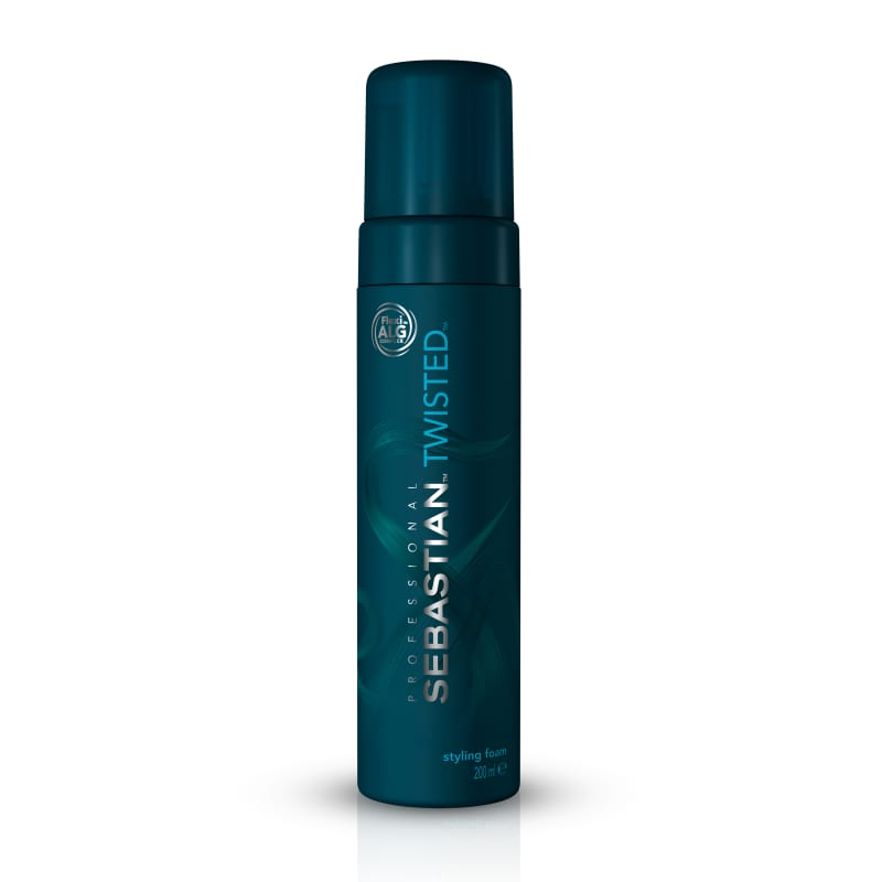 Sebastian Professional Twisted Curl Lifter Foam - Mousse Fixadora 200ml
