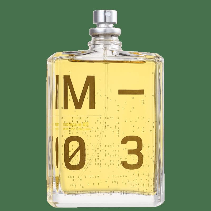 Molecule 03 Escentric Molecules Deo Parfum - Perfume Unissex 100ml