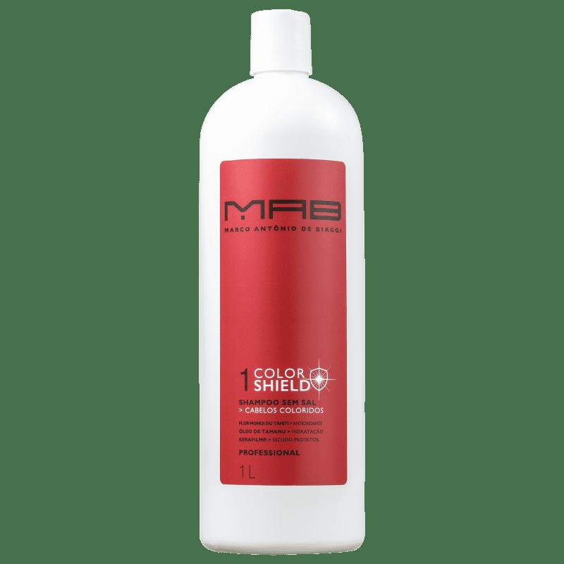 MAB Marco Antônio de Biaggi Color Shield - Shampoo 1000ml