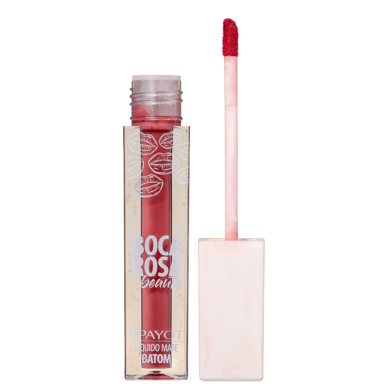 Boca Rosa Beauty Payot Queimado - Batom Líquido Matte 4ml